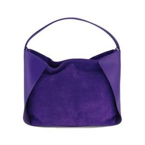 Kožená kabelka Duose Bluette