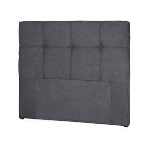 Sivé čelo postele Stella Cadente Maison Cosmos, 160 × 118 cm