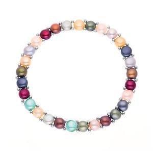 Náramok s riečnymi perlami Claudia