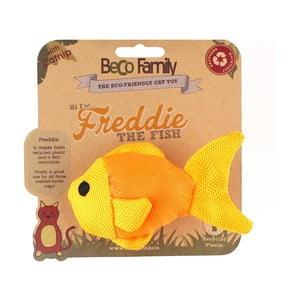 Hračka pre mačku Beco Fish
