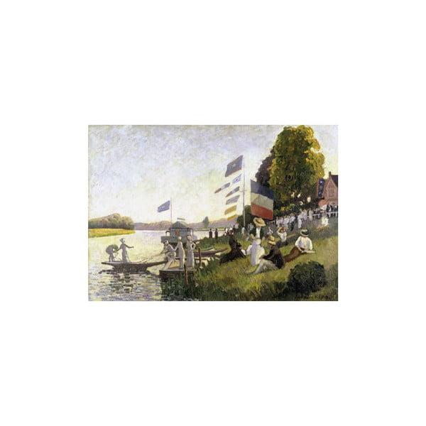 Veľkoformátová tapeta Francúzsky impresionizmus, 315x232 cm