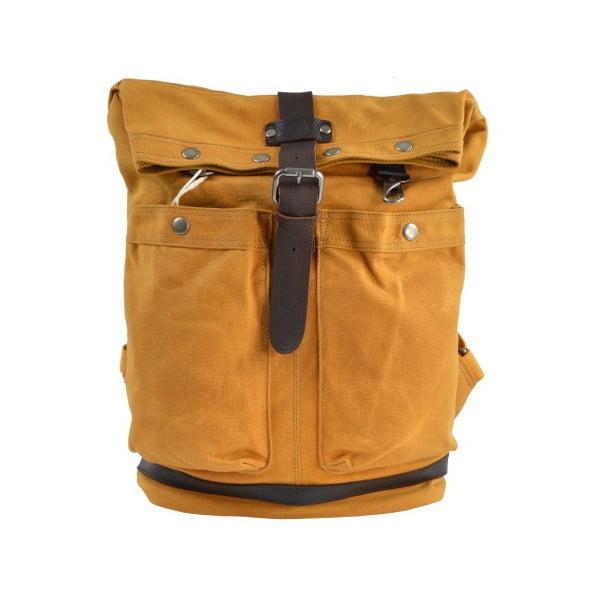 Horčicový batoh Adventurer