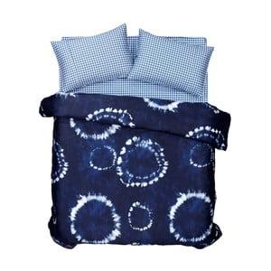 Sada obliečok a plachty Batik Blue, 200x220 cm