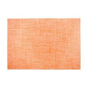 Oranžové prestieranie Tiseco Home Studio Melange Simple, 30 x 45 cm