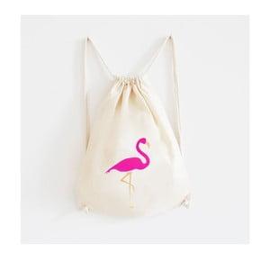 Plátený batoh Mosaik Flamingo