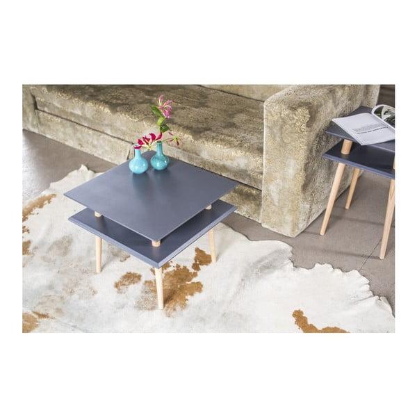 Konferenčný stolík UFO Square White, 45 cm