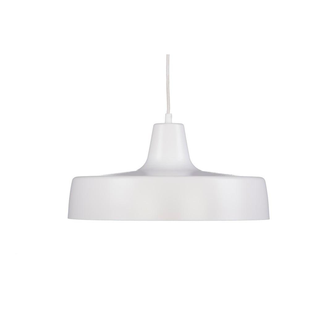 Biela stropná lampa Nørdifra Eta