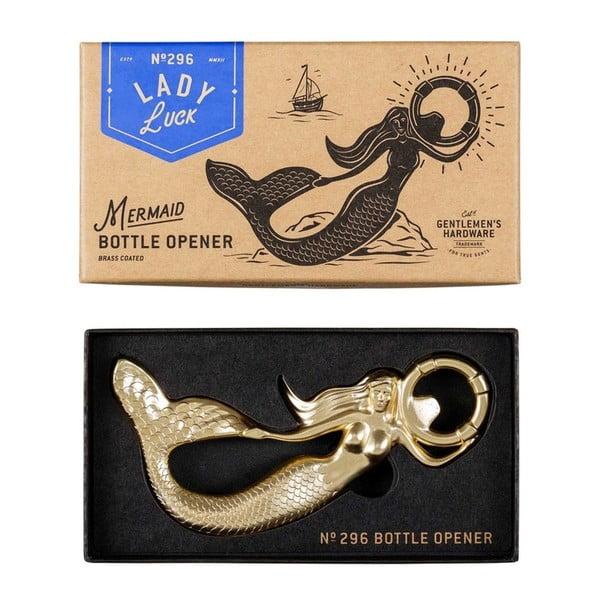 Vývrtka v tvare morskej panny Gentlemen's Hardware Mermaid