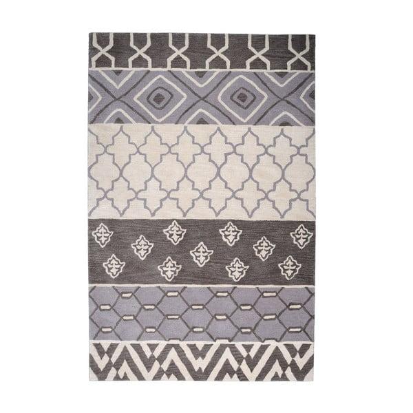 Vlnený koberec Elberta Natural, 160x230 cm