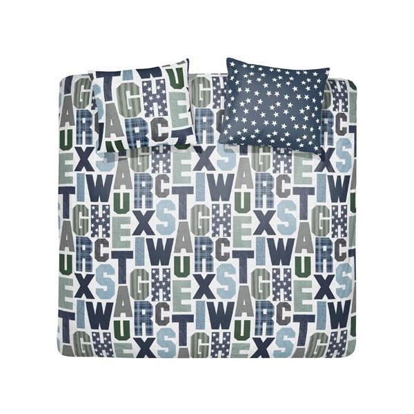 Obliečky Campus Grey, 240x200 cm