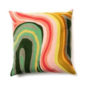 Farebná obliečka na vankúš La Forma Arydea, 45 × 45 cm