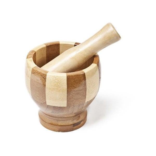 Bambusový mažiar Utilinox