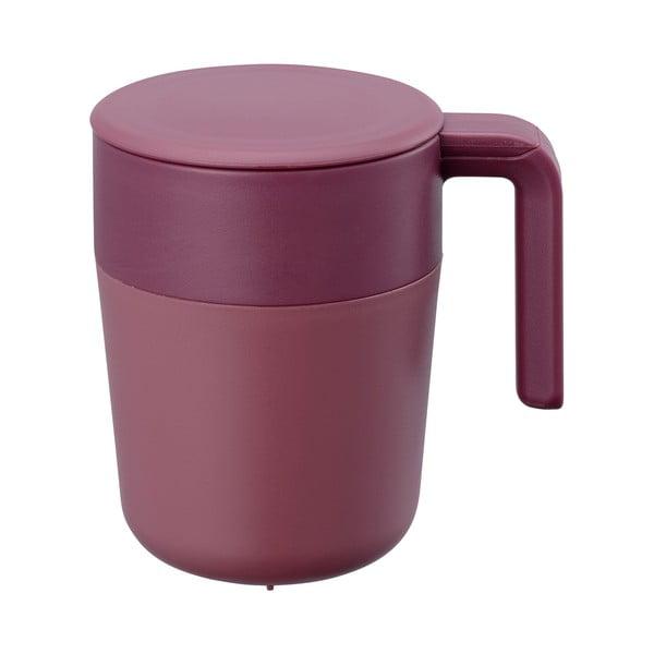 Ružový hrnček Kinto Cafepress