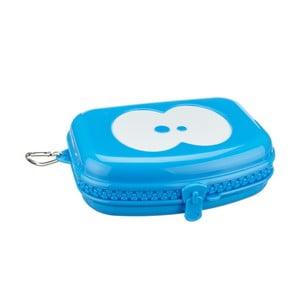 Desiatový box Look, modrý