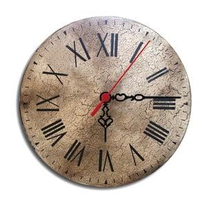 Nástenné hodiny Crackit, 30 cm