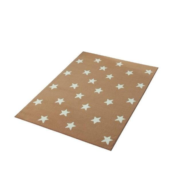 Detský béžový koberec Hanse Home Stars, 140×200 cm