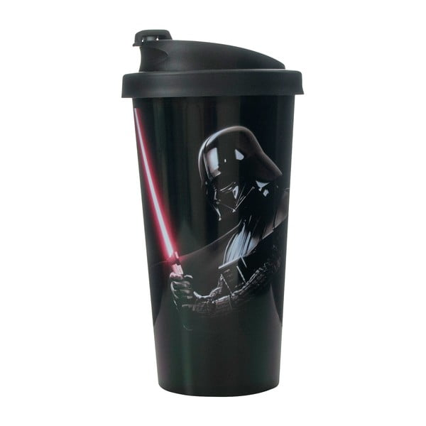 Cestovný pohárik LEGO® Star Wars Darth Vader, 500ml