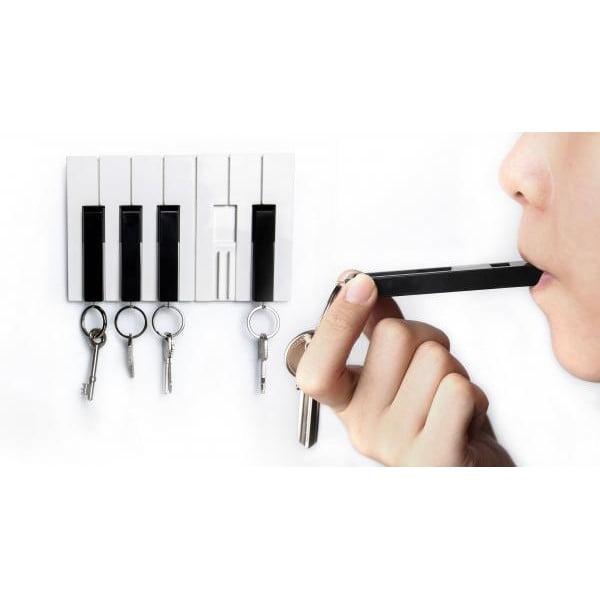 Vešiak na kľúče QUALY Key Piano
