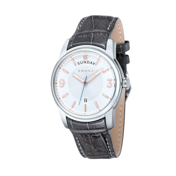 Pánske hodinky Cross Palatino Silver White, 42 mm