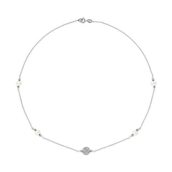 Náhrdelník s riečnymi perlami Riginos