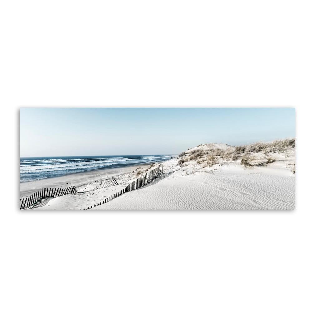 Obraz na plátne Styler Beach, 150 x 60 cm