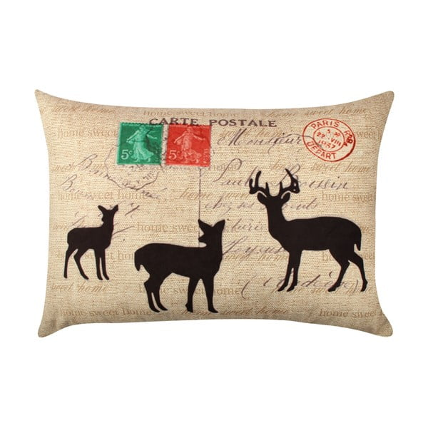 Vankúš Christmas Pillow no. 16, 43x43 cm