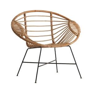 Ratanová stolička VICAL HOME Singe