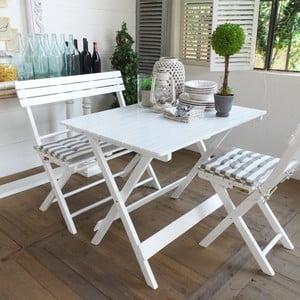 Jedálenký stolík Summer Table, 100x70 cm