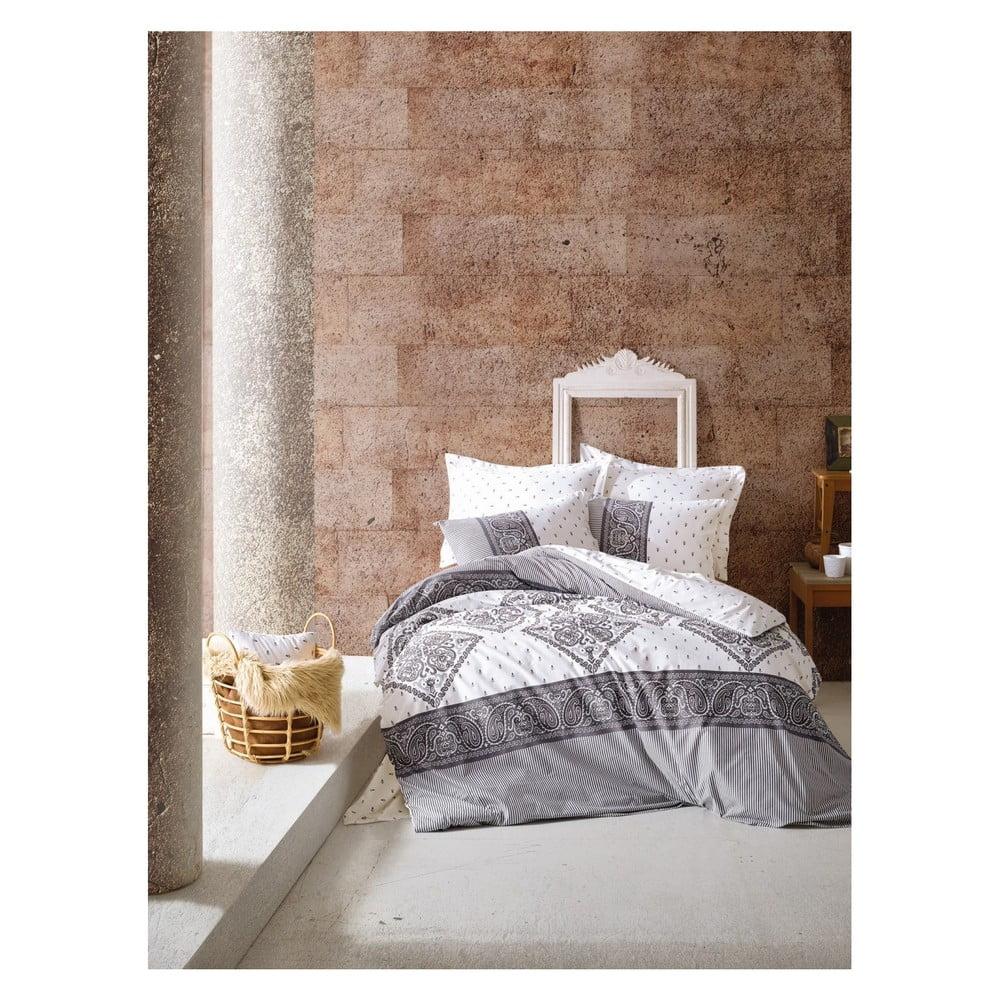 Bavlnené obliečky na dvojlôžko Alope, 200 × 220 cm