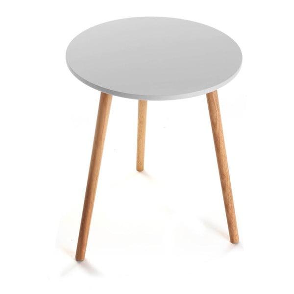 Odkladací stolík Auxiliary Grey, 38 cm