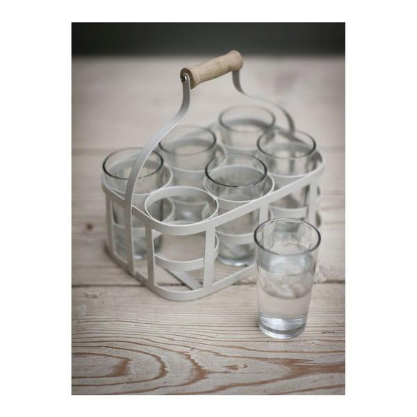 Prepravka so 6 pohármi Glass Carrier