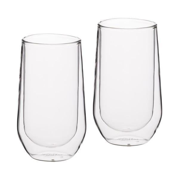 Dva veľké poháre Kitchen Craft Le'Xpres Le'Xpress, 380 ml