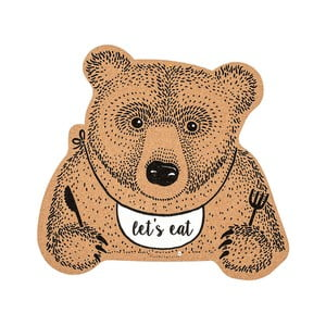 Korkové prestieranie Bloomingville Bear