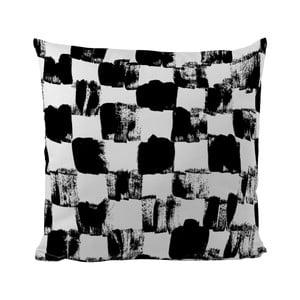 Vankúšik Black Shake Square By Square, 50x50 cm