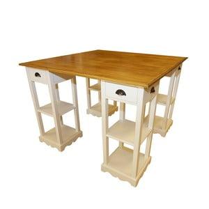 Stôl Coquille