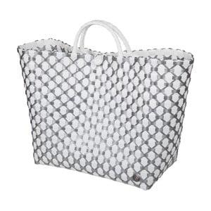 Taška Lima Shopper White/Silver