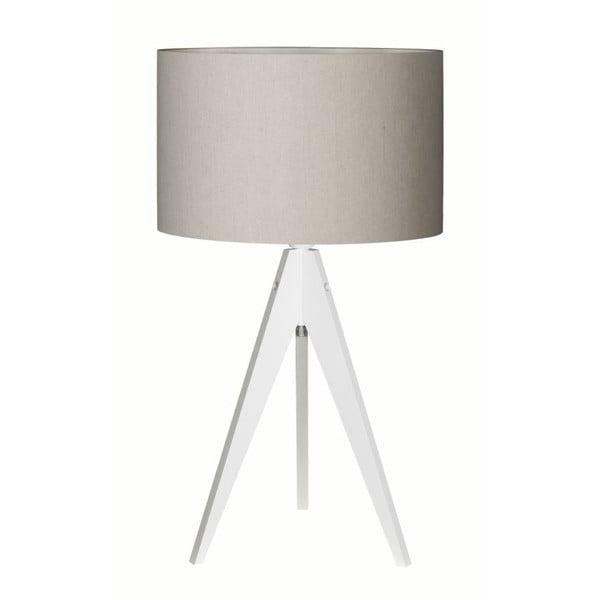 Stolová lampa Artist Birch White/Grey