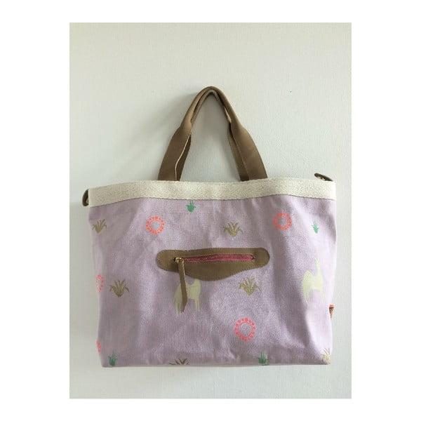 Plátená taška Gut Lila