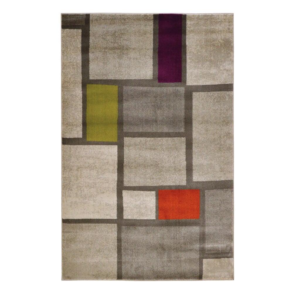 Koberec Webtappeti Mondrian, 140 x 200 cm
