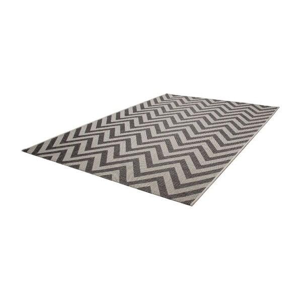 Koberec Tropical 350 Grey, 80x150 cm