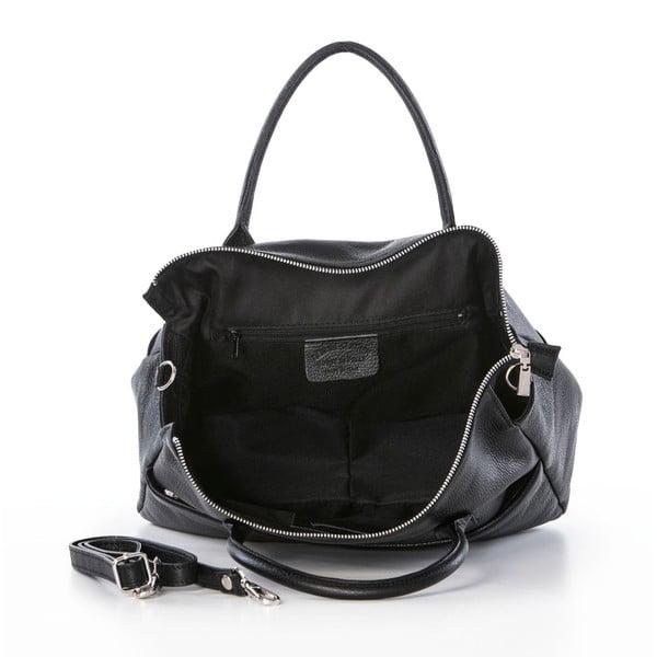 Kožená kabelka Grana Black