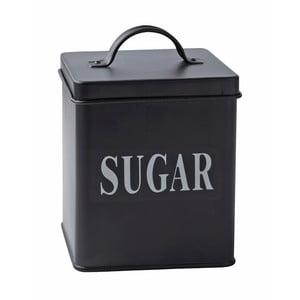 Plechová dóza Sugar, 14 cm