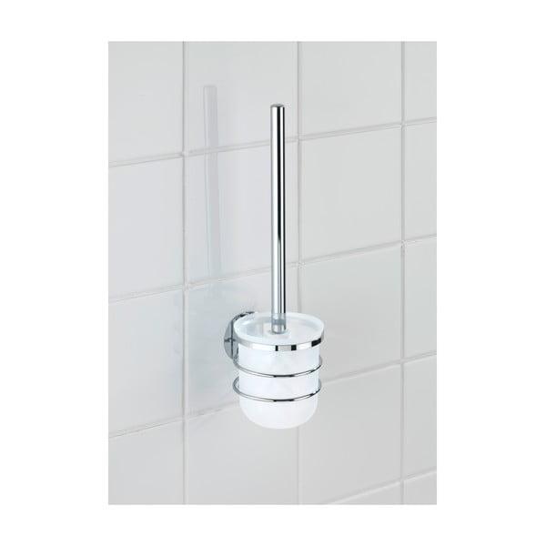 Samodržiaci stojan s toaletnou kefou Wenko Turbo-Loc, až 40 kg