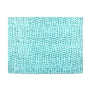 Modré prestieranie Tiseco Home Studio Melange Triangle, 30 x 45 cm