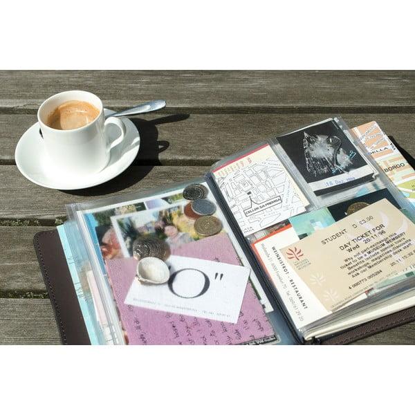Cestovateľský denník na zážitky a suveníry Trip Book Solena