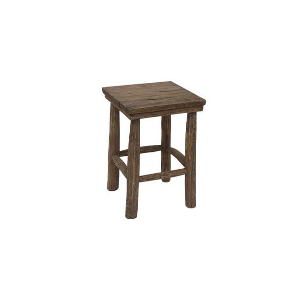 Stolička z teakového dreva HSM collection Pank