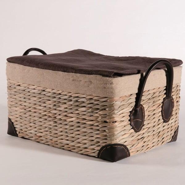 Prútený košík Seagrass, 40x29 cm