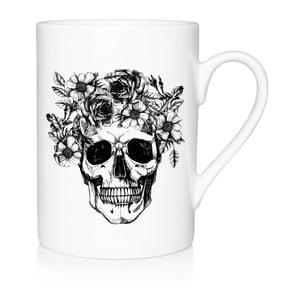 Porcelánový hrnček We Love Home Skull, 300 ml
