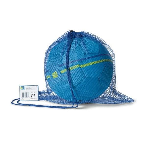 Lopta na futbal Blue