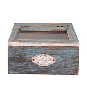 Drevený úložný box Clayre & Eef Panduro